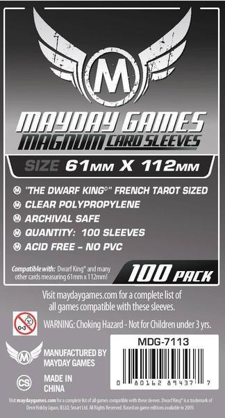 (61x112mm)Mayday カードスリーブ MDG-7113