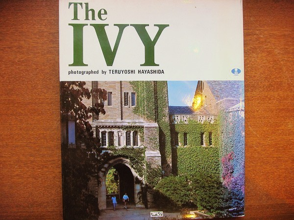 アイビーリーグ写真集「The IVY カレッジライフ・イン・USA/林田昭慶」 - 画像1