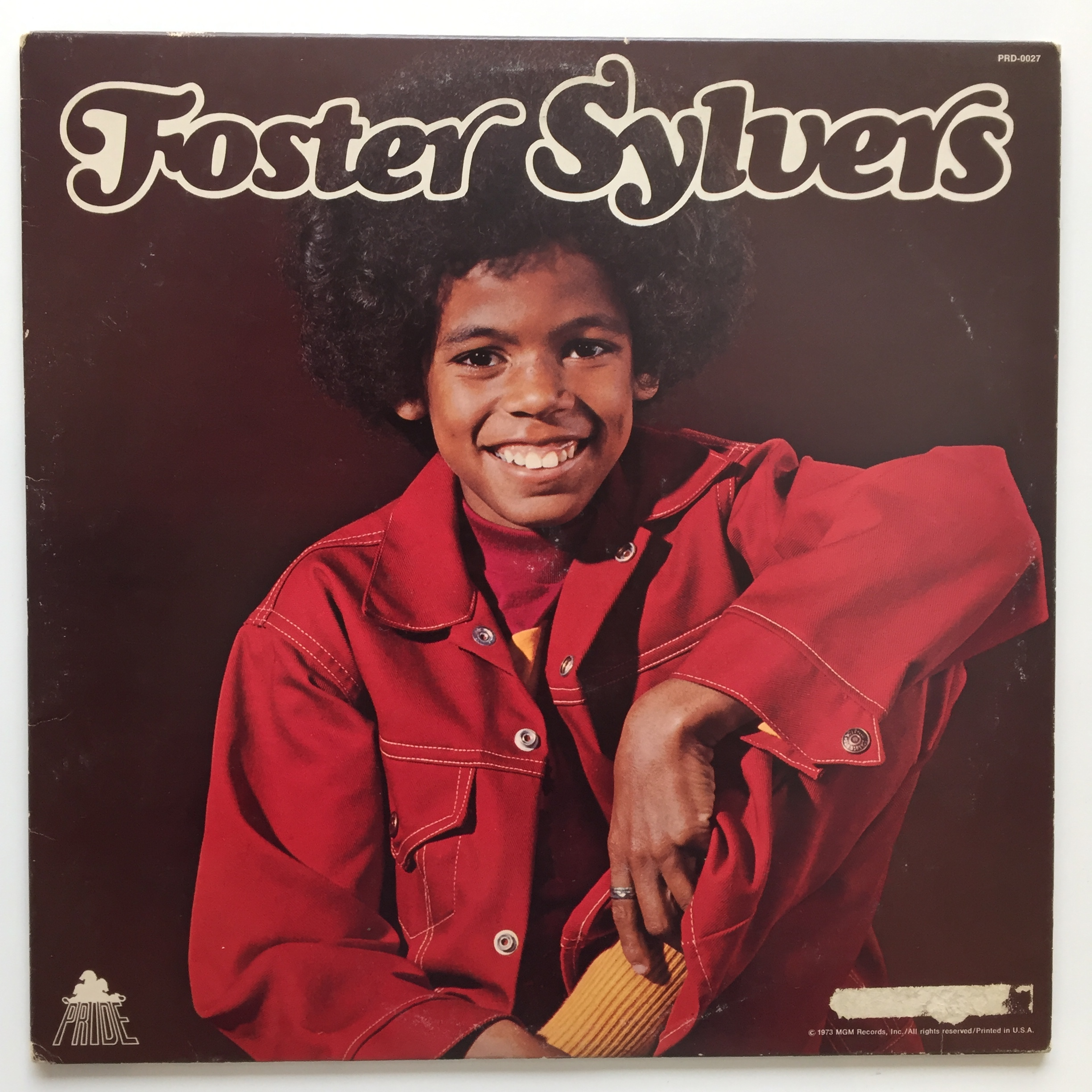 ●FOSTER SILVERS / S/T