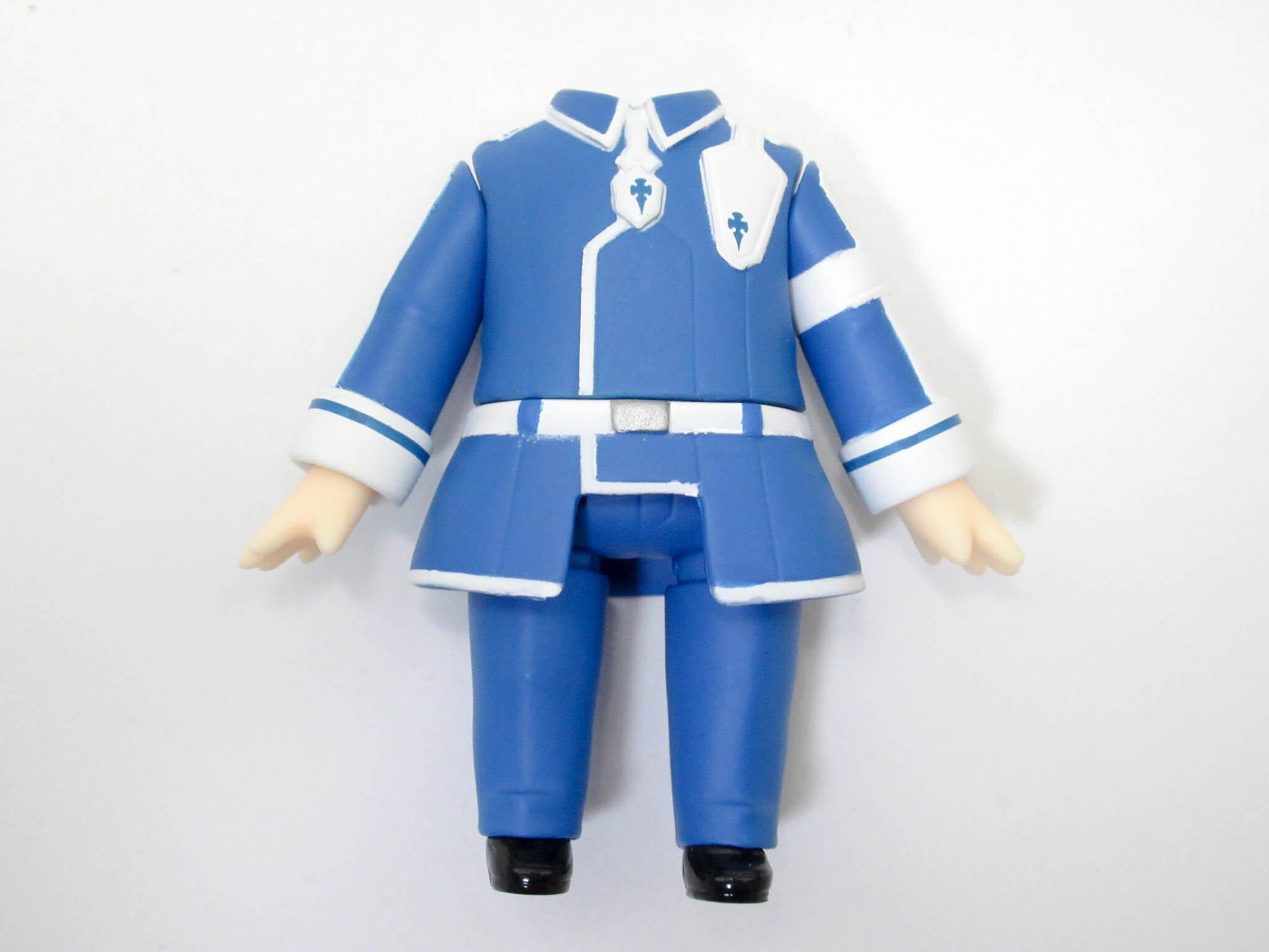 【SALE】【1126】 ユージオ 体パーツ 戦闘服 ねんどろいど
