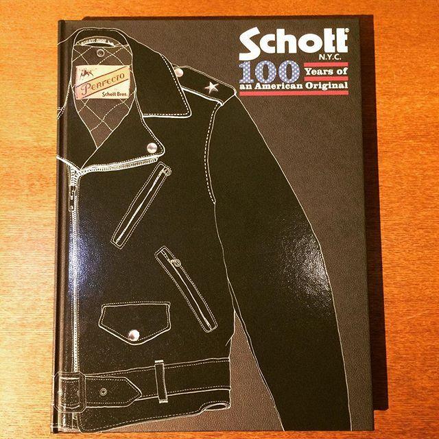ファッションの本「Schott: 100 Years of an American Original/田中凛太郎」 - 画像1