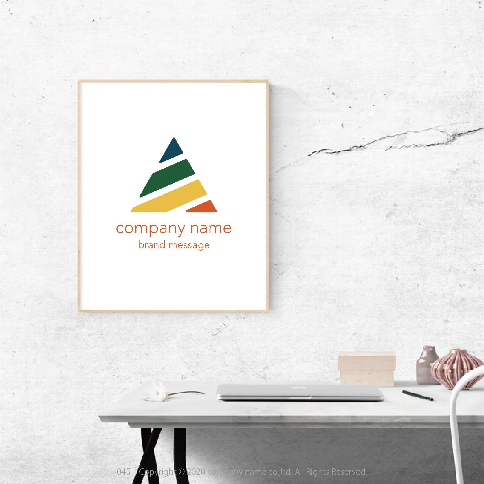Brand Logo Mark :045