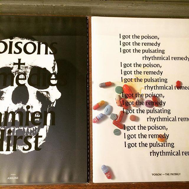 作品集「Poisons + Remedies/Damien Hirst」 - 画像2