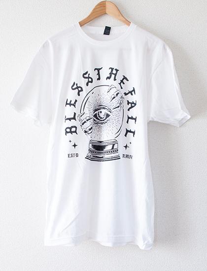 【BLESSTHEFALL】Fortune Teller T-Shirts (White)