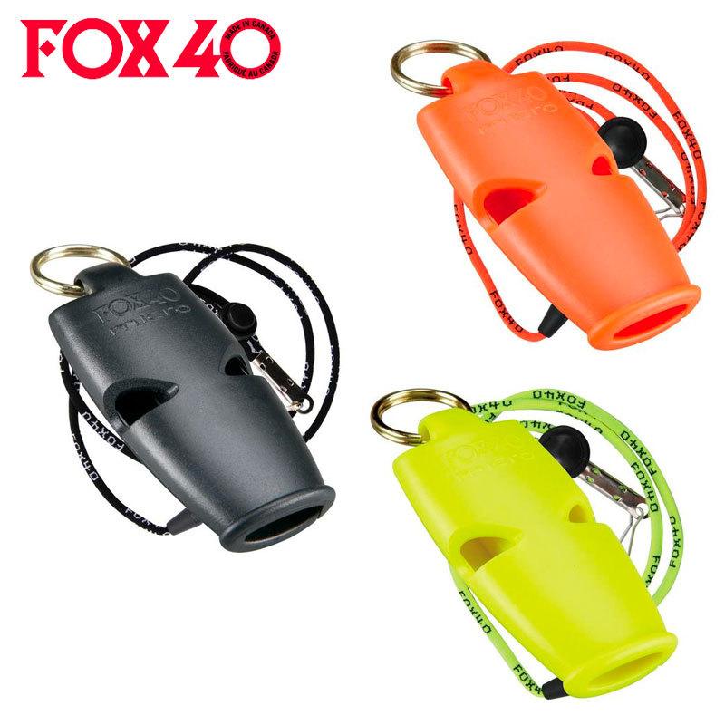 FOX40 マイクロホイッスル