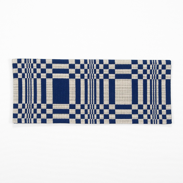 JOHANNA GULLICHSEN Puzzle Mat 1 Doris Blue