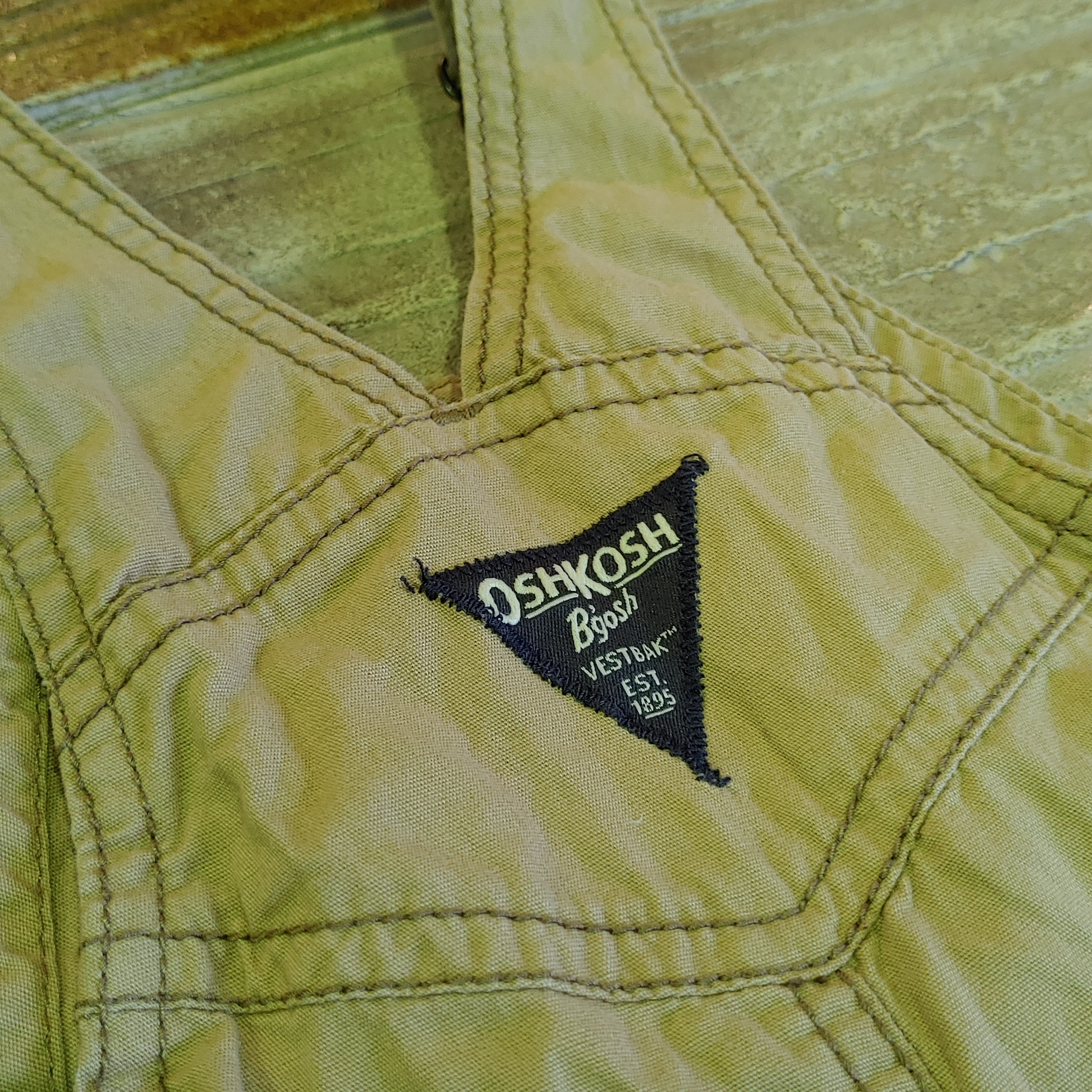 【KIDS USED】Oshkosh Overall*24M