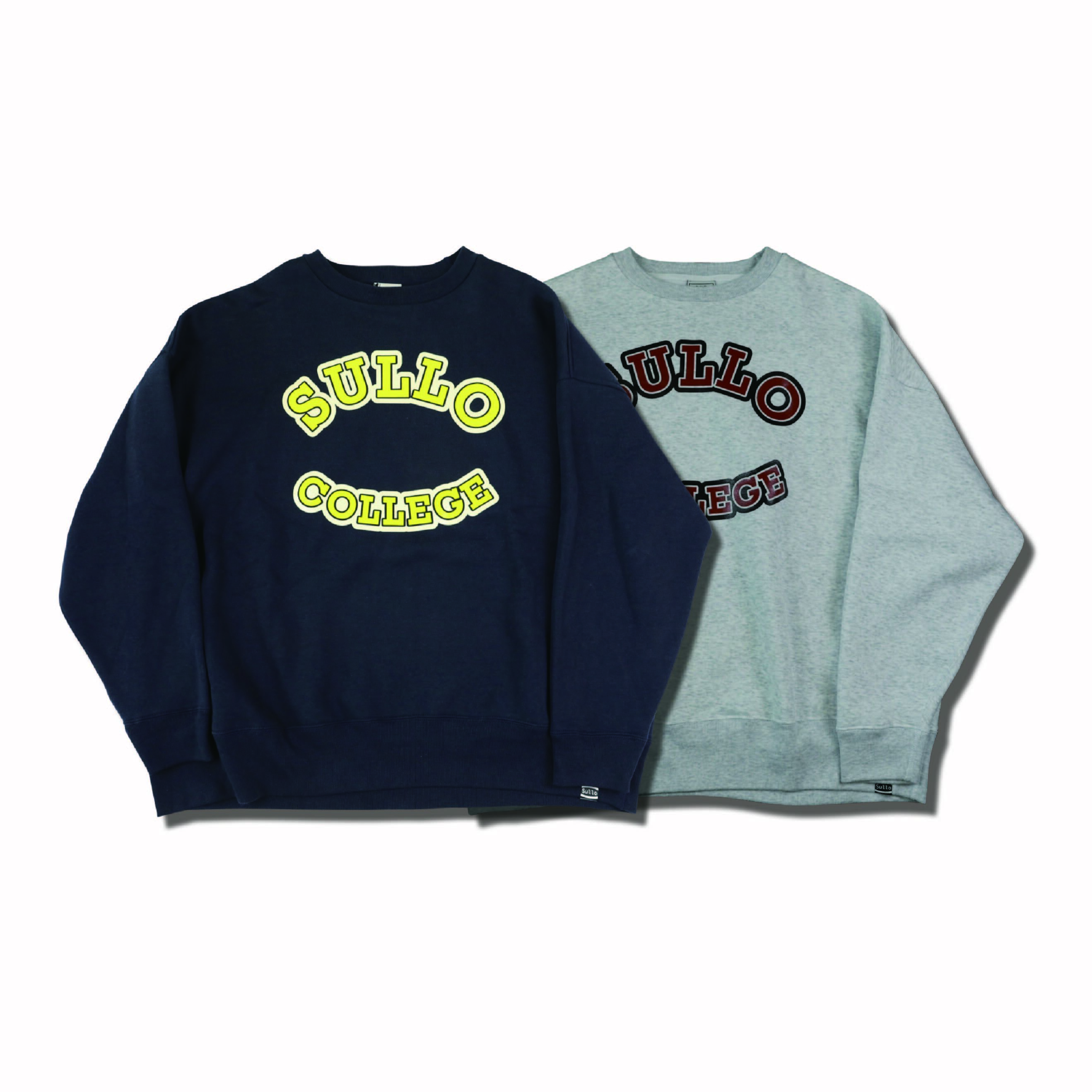BIG SILHOUETTE SWEAT SHIRT (全2カラー)
