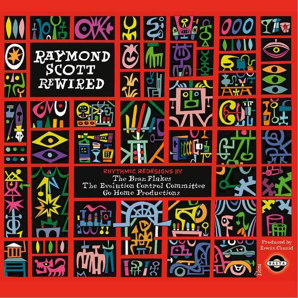 Raymond Scott / Rewired (CD) 2014