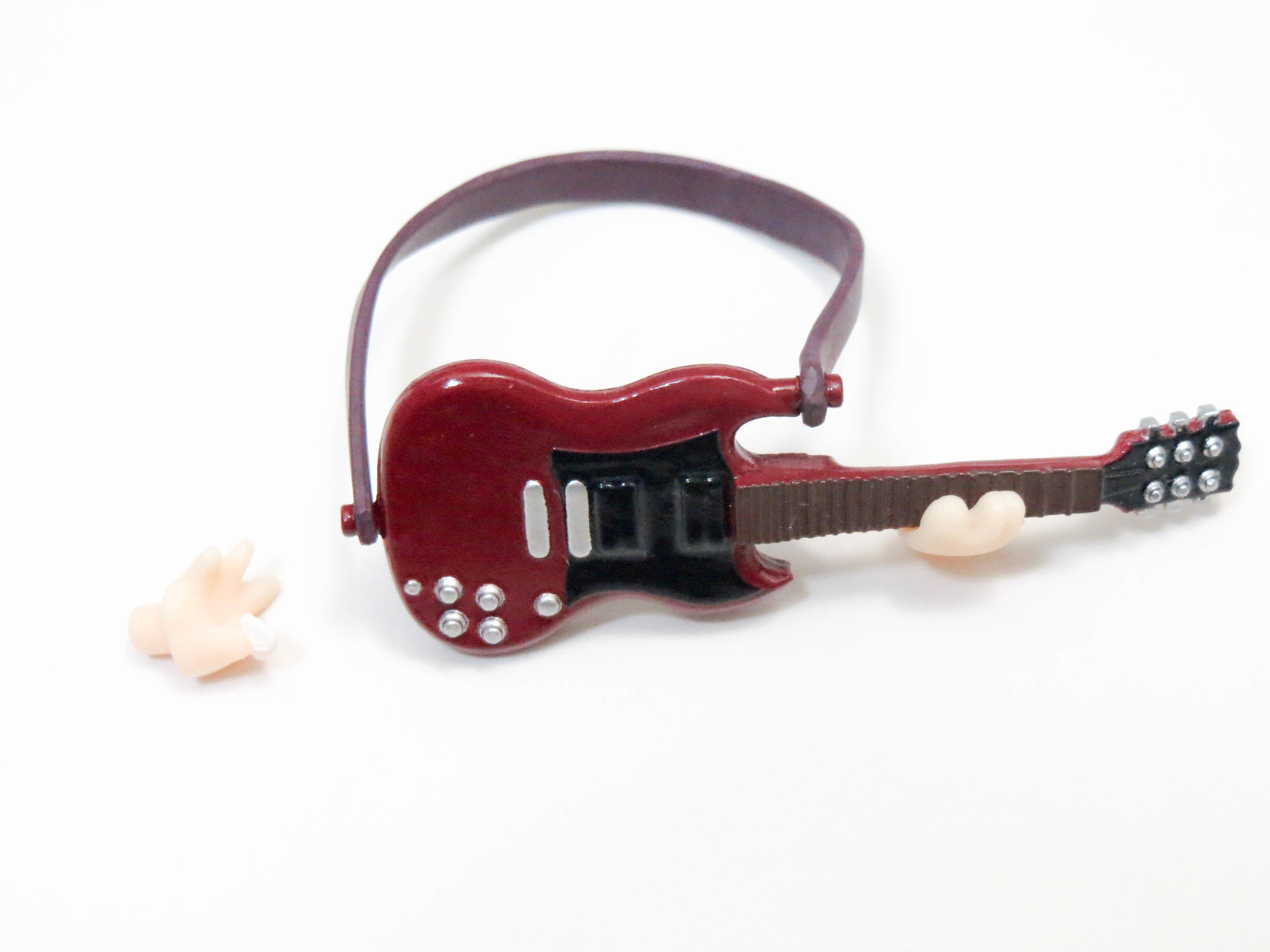 再入荷【252】 すーぱーそに子 虎パーカーVer. 小物パーツ ギター ねんどろいど