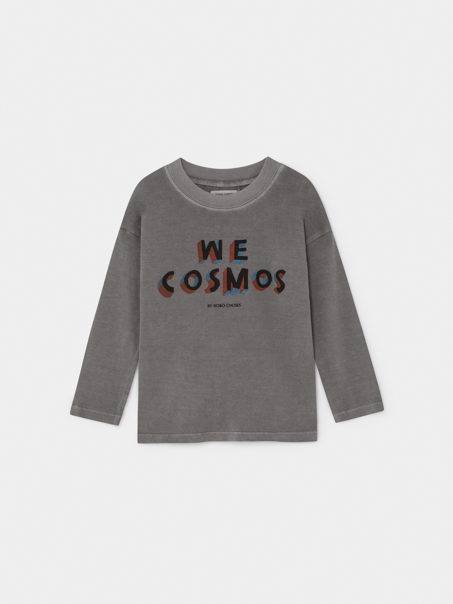 《BOBO CHOSES 2019AW》We Cosmos long sleeve T-shirt / 2-9Y