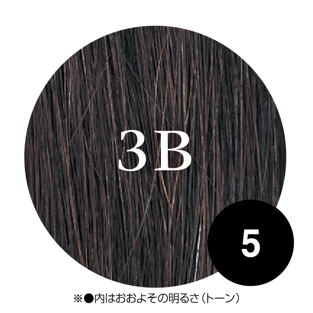 N.B.A.A. ヒューマンヘアー ストレート 70㎝(全16色)