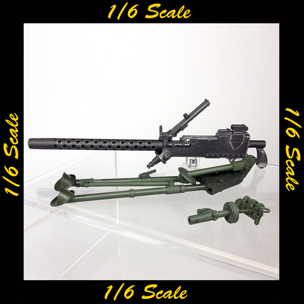 【02165】 1/6 Soldier Story ブローニング M1919 重機関銃
