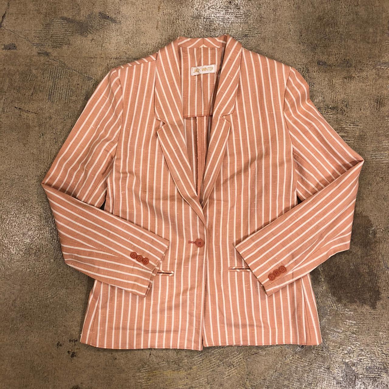 Jack Winter Stripe Jacket ¥8,200+tax