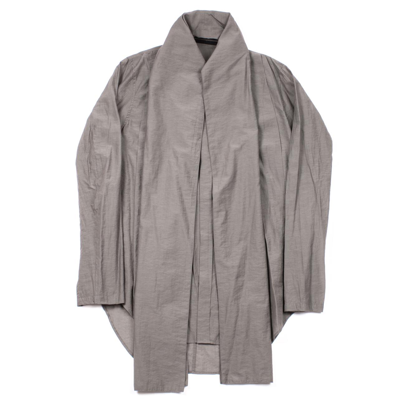 717SHM2-STEEL / スカーフカラーシャツ
