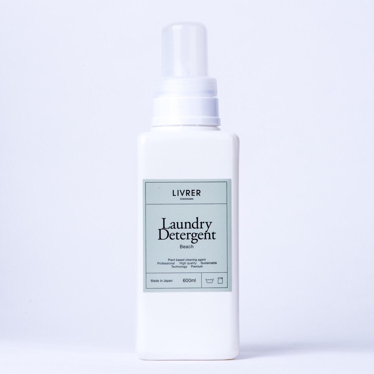600ml】ビーチ 洗濯用洗剤 /Landry Detergent ▶Beach <綿、麻、合成繊維用>