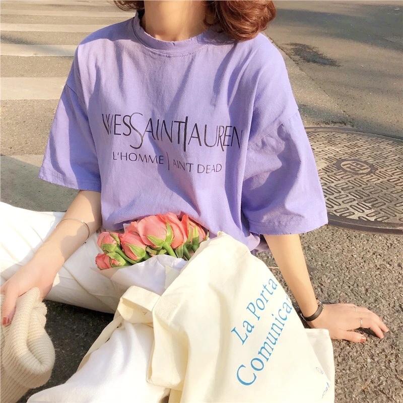 ロゴ メッセージ Tシャツ