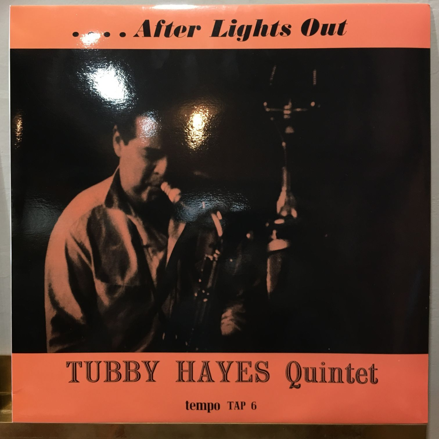 ●TUBBY HAYES QUINET/AFTER LIGHTS OUT