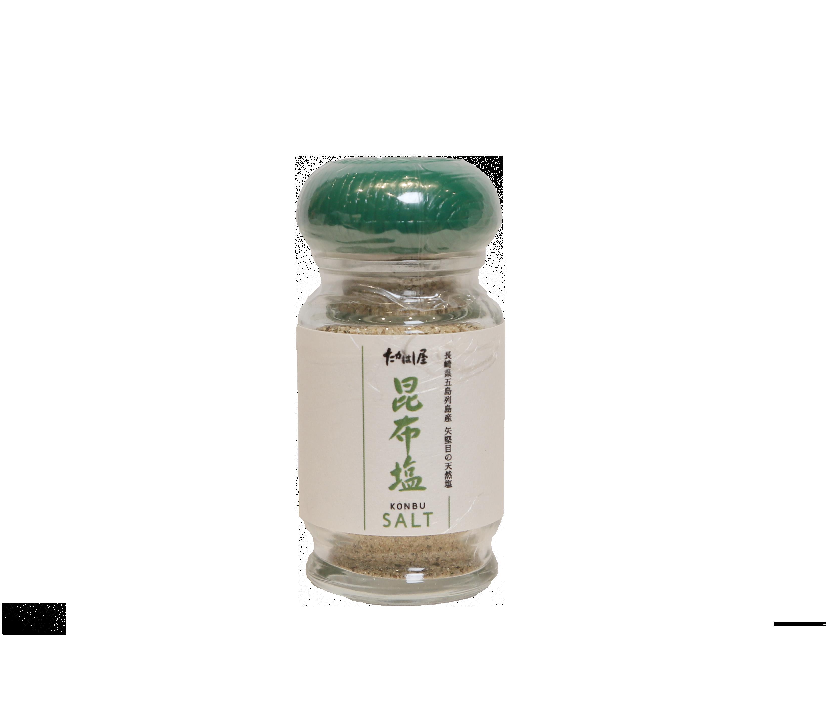 五島の塩 昆布塩 50g 【たかはし屋】