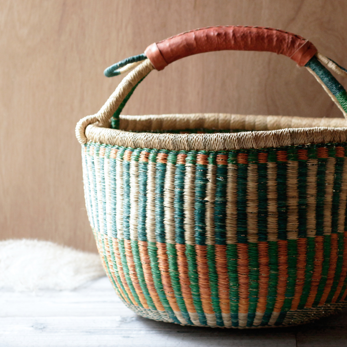 Bolga Basket Round / L 10