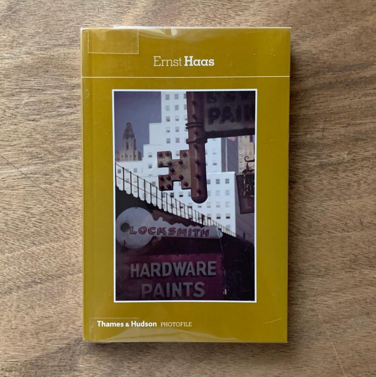 Ernst Haas (Photofile)  / Virginie Chardin (序論) / Thames & Hudson 2010