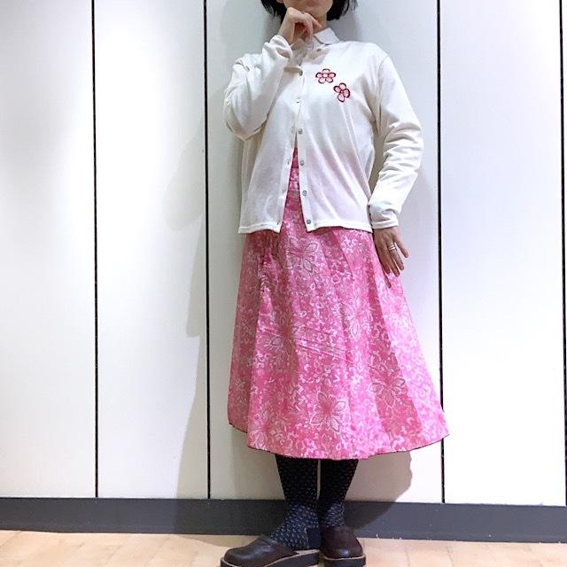 dss-051 【新価格】シルクサリー巻きスカート ショート