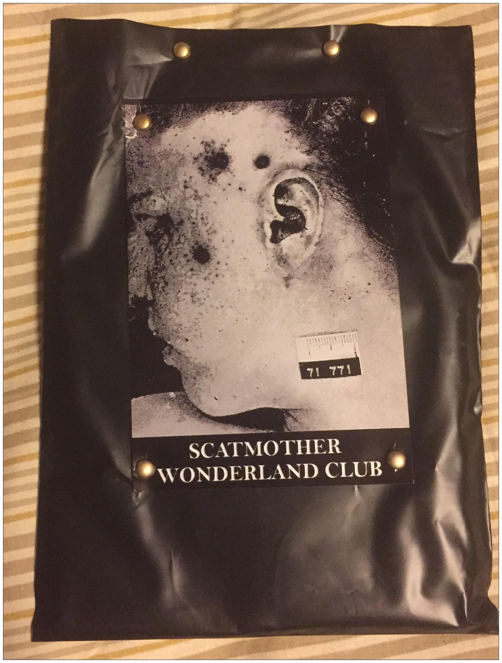 Scatmother / Wonderland Club  - Split  Tape - 画像1