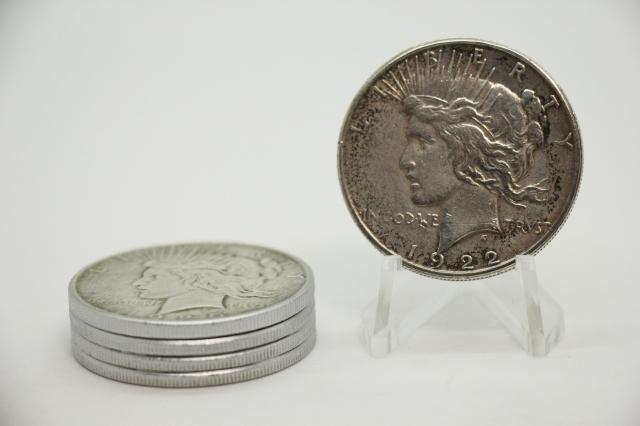 オリジナル スタックコイン (ピースダラー)