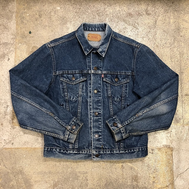 Levi's 71506 Denim Jacket Made In USA