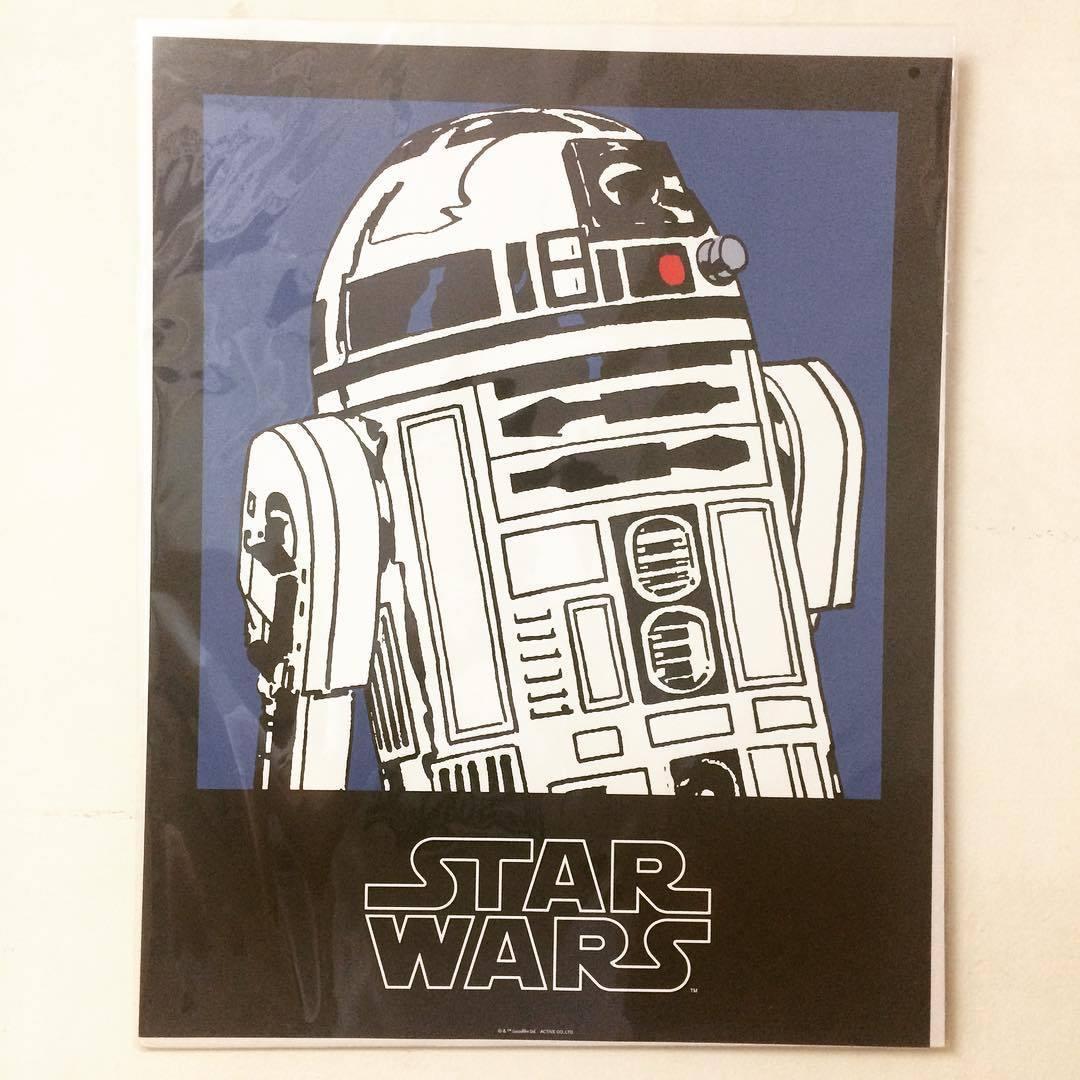 ポスター「スター・ウォーズ R2-D2」 スターウォーズ - 画像1