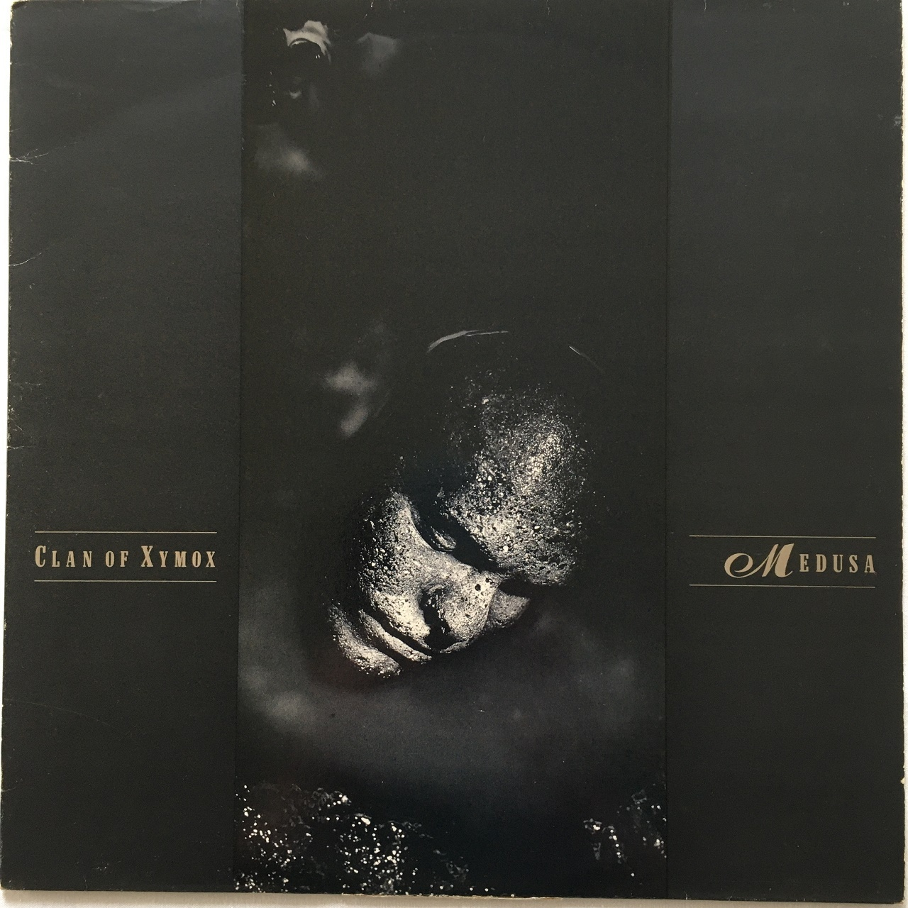 【LP・仏盤】Clan Of Xymox ‎ /  Medusa