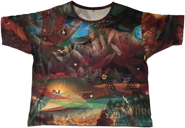 『awaken』Tシャツ