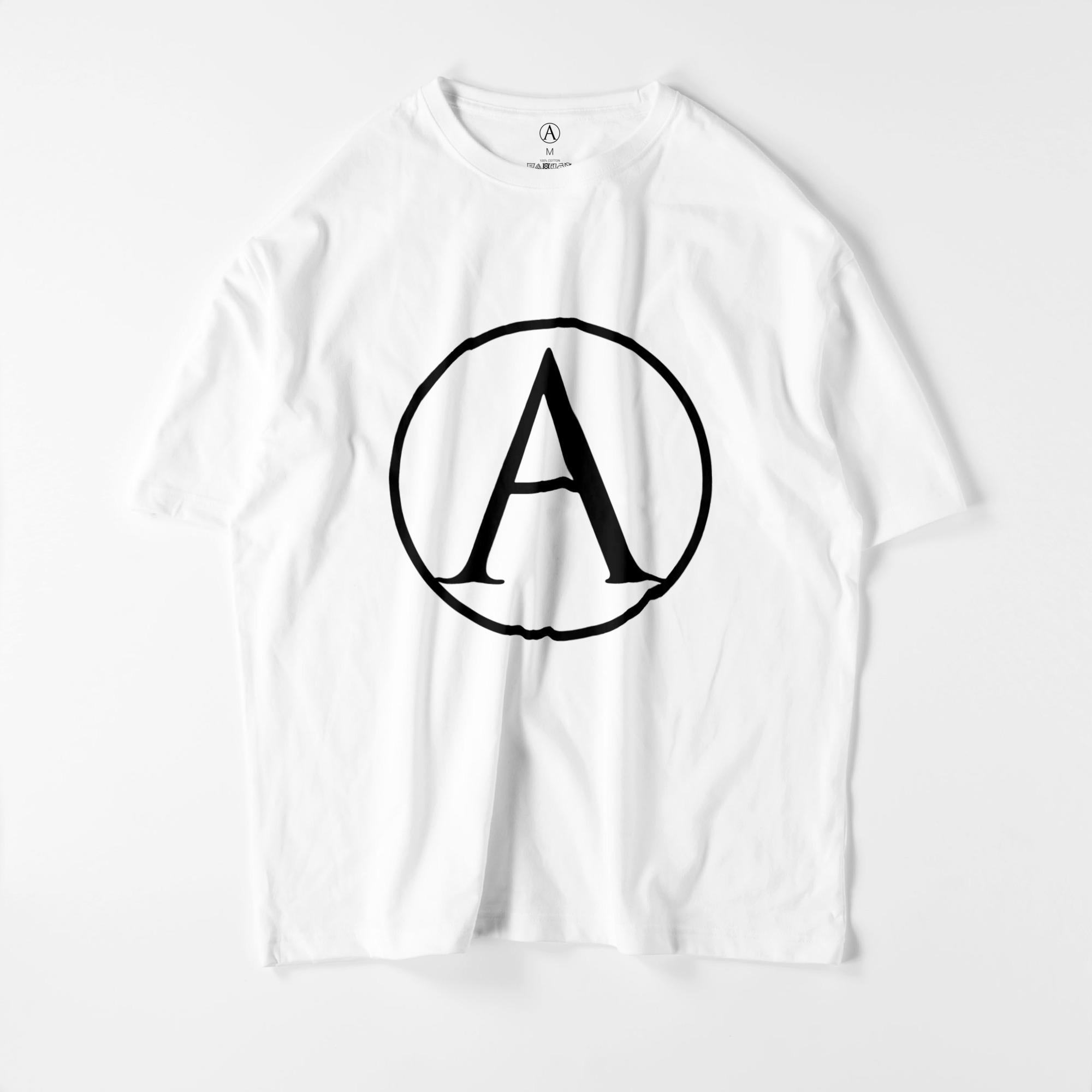 A ビッグシルエットTシャツ ホワイト / Mens