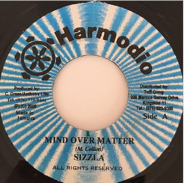 Sizzla(シズラ) - Mind Over Matter【7'】