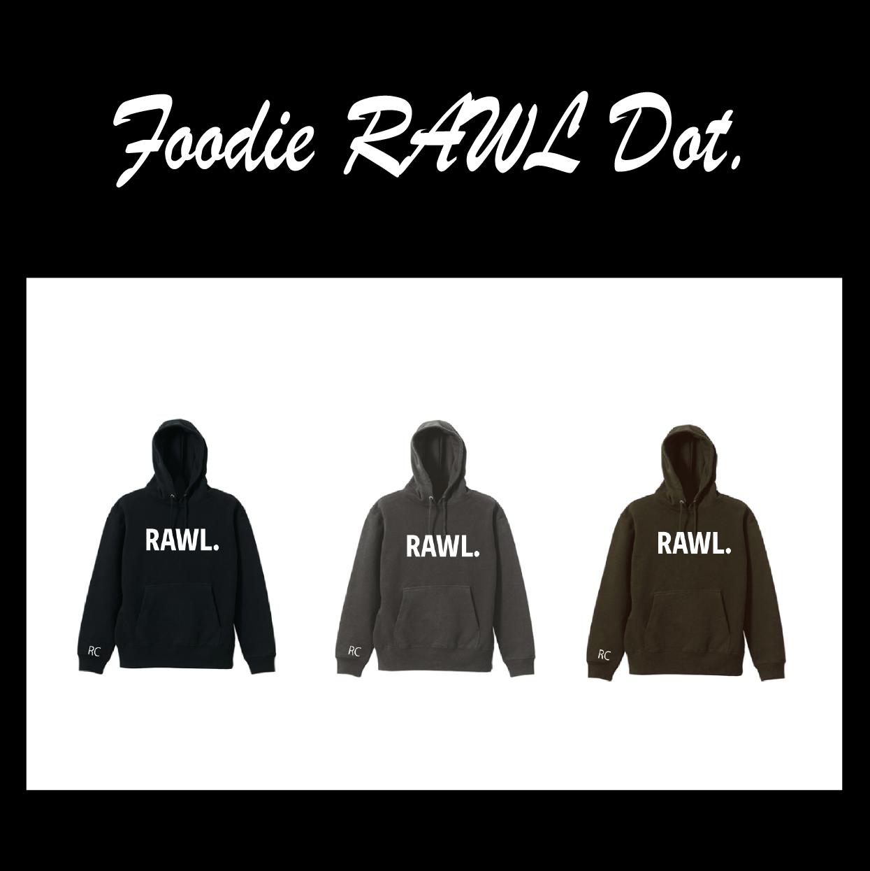 Hoodie RAWL Dot.