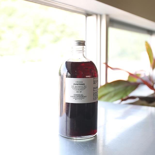 苺のコーディアル 720ml