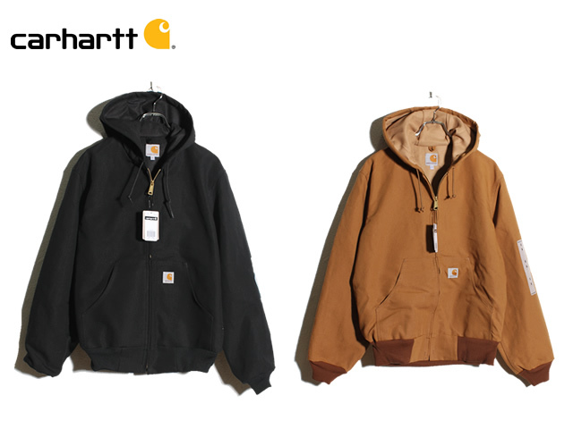 【RE:STOCK】CARHARTT|DUCK ACTIVE JACKET THERMAL LINER
