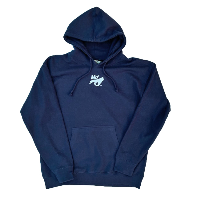 MO' E.T.? HOODED PARKA NAVY L