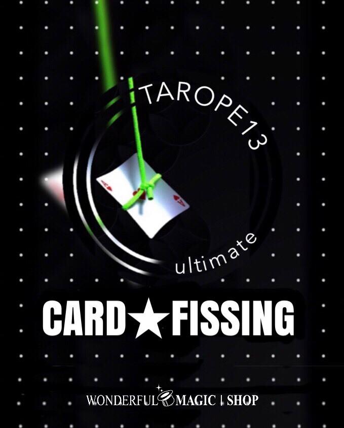 アルティメットカードフィッシング  タロープ13 不思議でウケて簡単なカードマジック!
