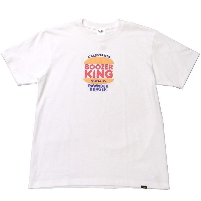 PAWN(パウン) / BOOZER KING TEE(92611)(Tシャツ)