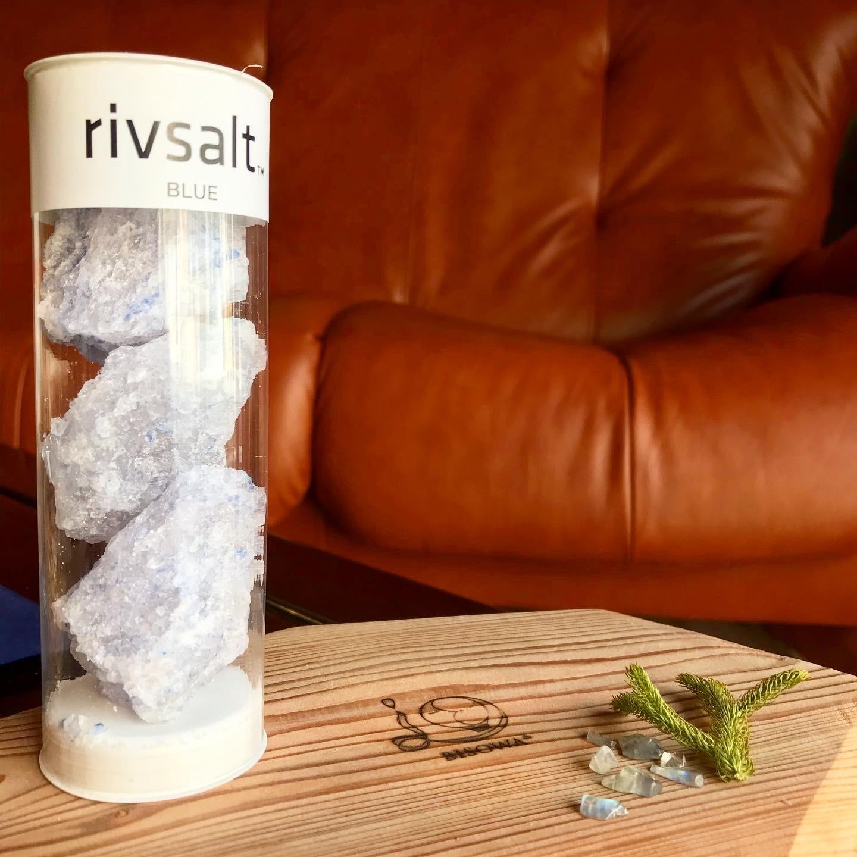 【rivsalt/スウェーデン】BLUE(ブルー)