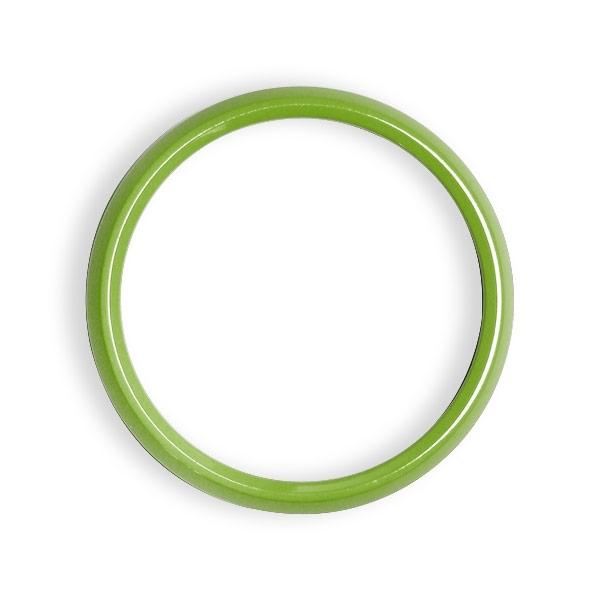 ゴーバッジ グリルバッジホルダー交換用リング(グリーン) - 画像1