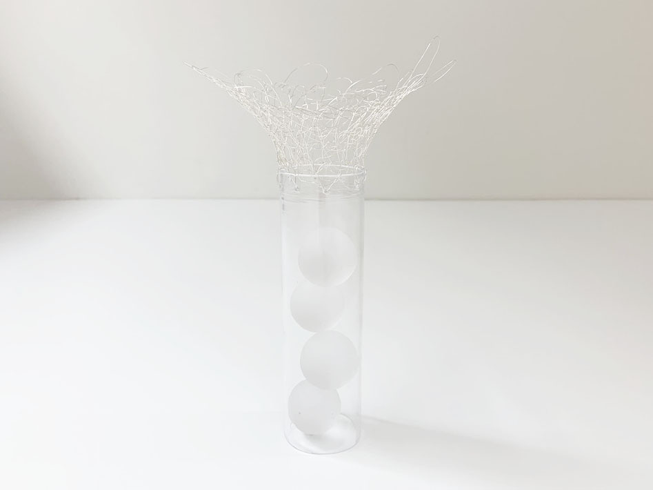 "Glass Object ""PARK #8"" / Sumiko Nakamura, Baku Takahashi, Tomoko Wada"