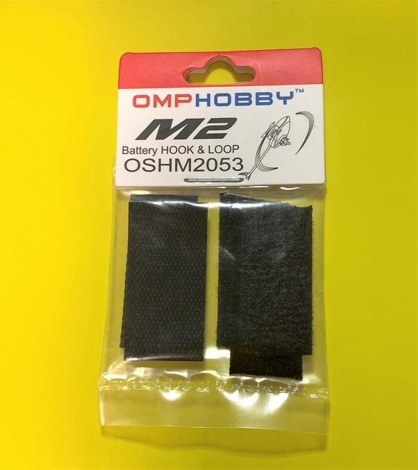 ◆OSHM2053  M2バッテリーマジックテープ 3ps(ネオヘリでM2購入者のみ購入可)