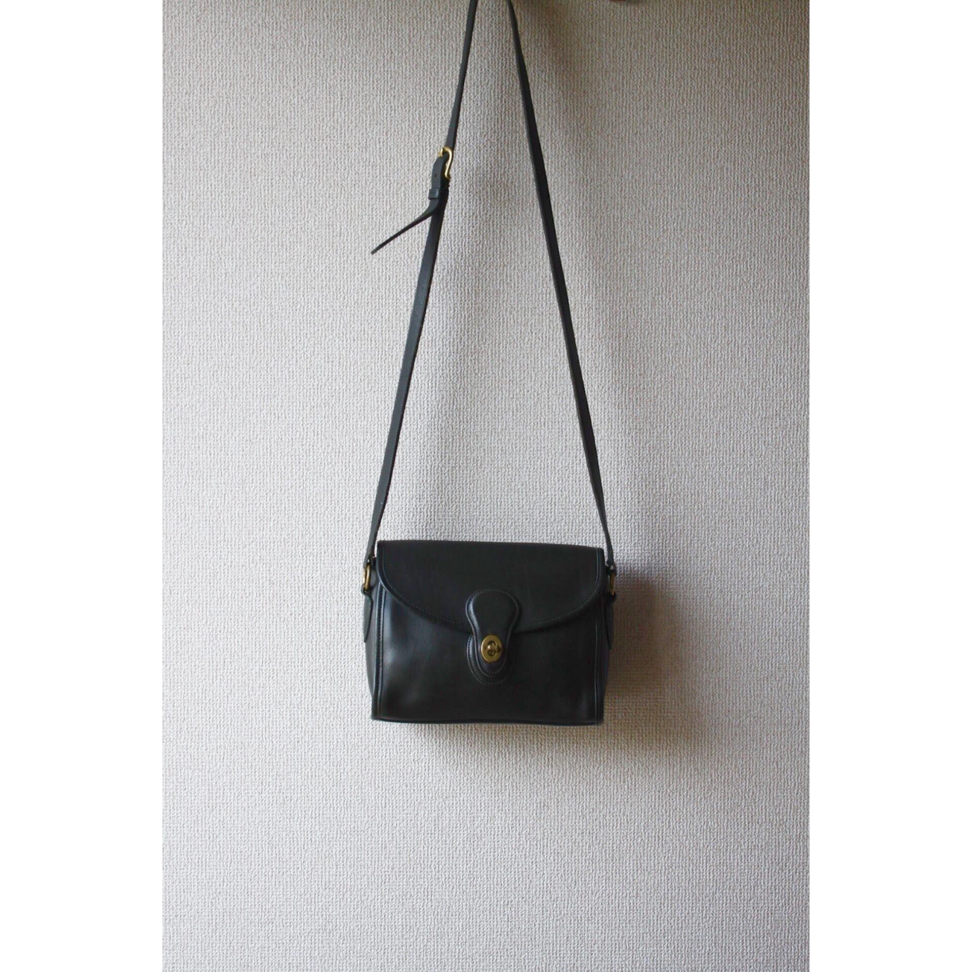 Old coach lether bag