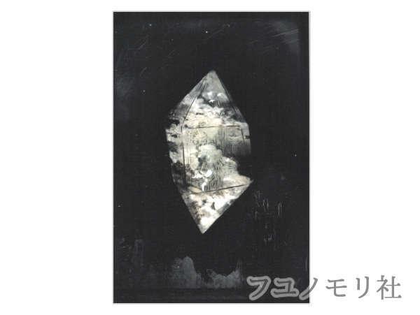 ポストカード - 空の結晶 - フユノモリ社 - no19-fuy-03