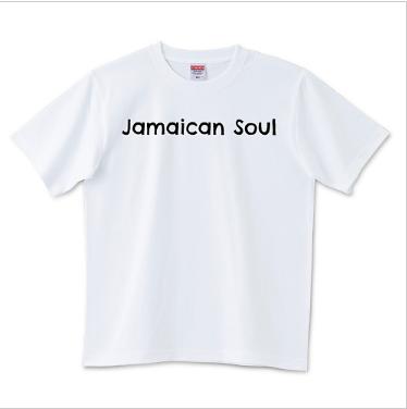 Jamaican Soul(スタンダード)【Tシャツ】