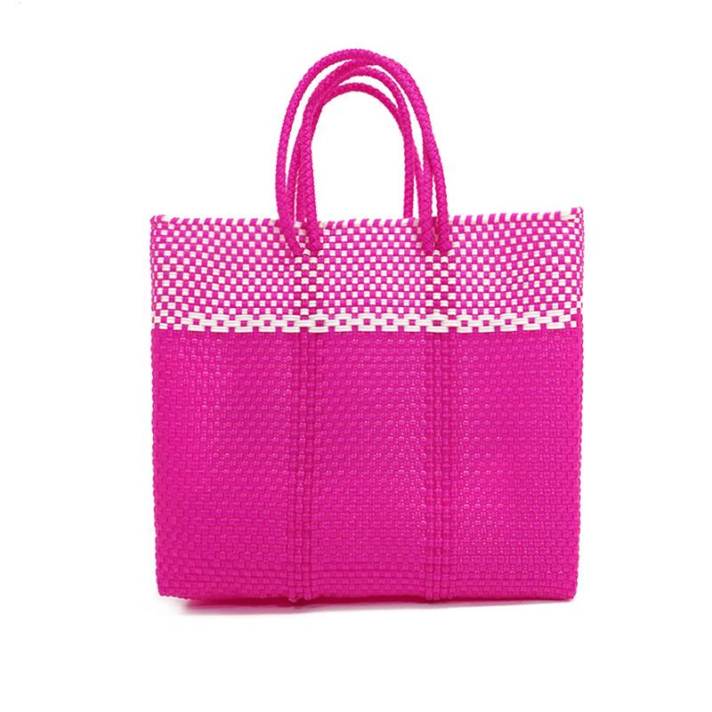 MERCADO BAG DULCES - Pink(M)