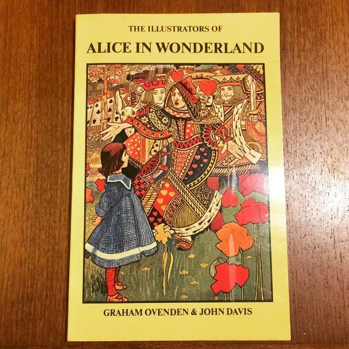 不思議の国のアリス 挿絵集「The Illustrators of 'Alice in Wonderland' and 'Through the Looking Glass'」 - 画像1