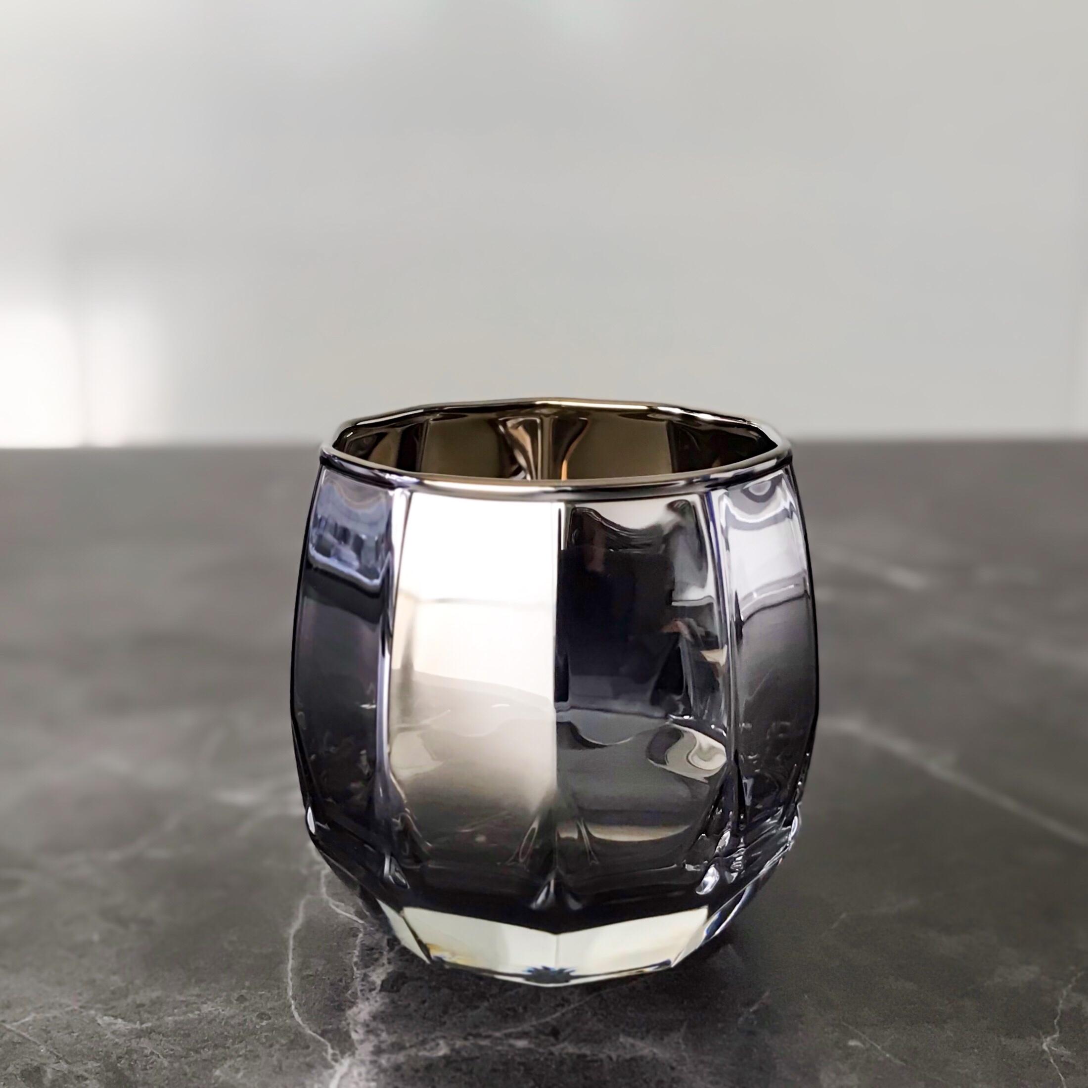 Vertex-Silver 【グラスタンブラー】